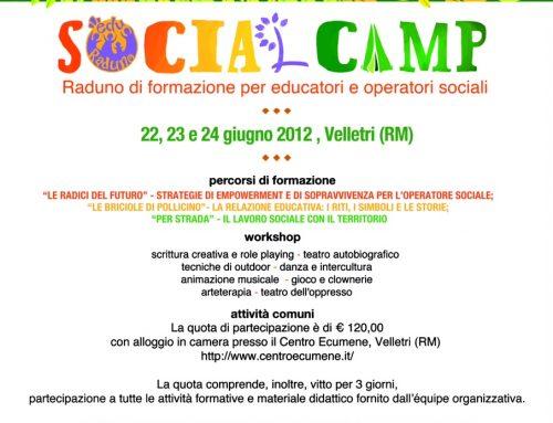 Social Camp 2012